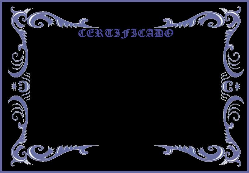 Marcos para certificados en word - Imagui