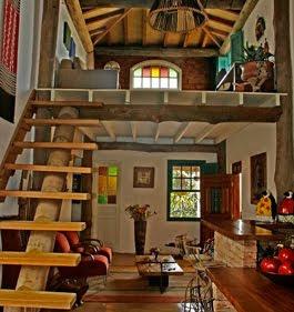 Gharimpando o passado 01 06 10 - Como pintar una casa rustica ...