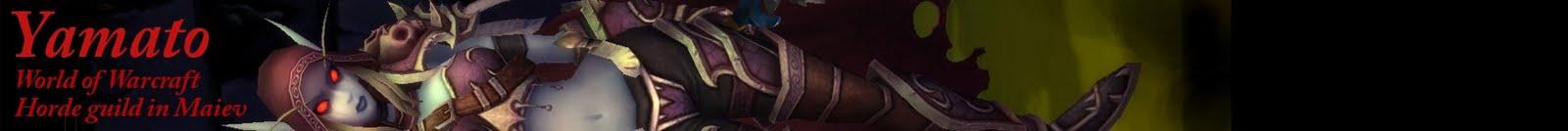 Yamato - World of Warcraft: Horde guild