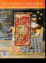 Aug/Sept 2010 Issue of Stampers Sampler