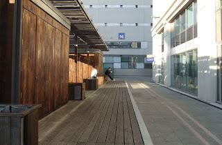 Montpellier, solitude en ville
