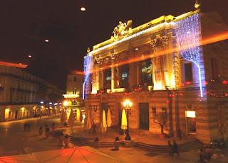 Montpellier et l'opéra-comédie