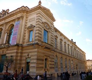 Montpellier, les Montpelliérain et la Comédie