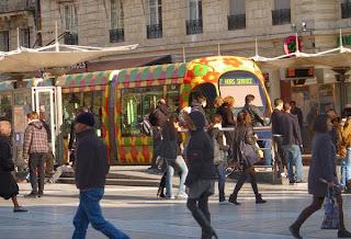 Tram ligne 3, Montpellier