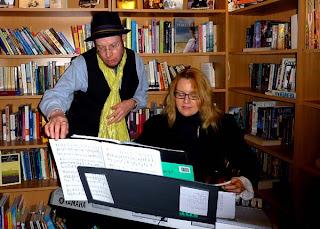 Benoit Ivernel et Maren Carlsen