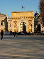 Arc de Triomph au Peyrou, Montpellier