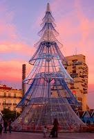 Les Montpelliérains au marché de Noël