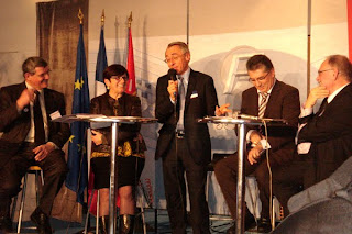 Inauguration de Coventis à Montpellier
