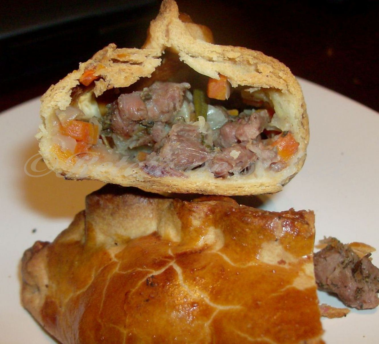 Cornish Pasty -Cooking with my soul