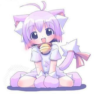 [Mascote] Mês de Outubro Cute-Anime-Girl