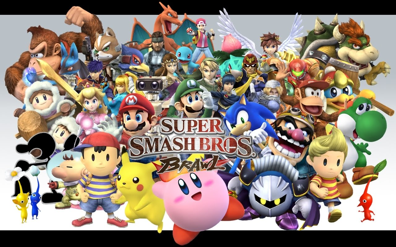 Play Super Smash Flash Game   Mario Games Flash
