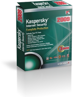 Kaspersky Internet Security 2009 En Español Full [RS]