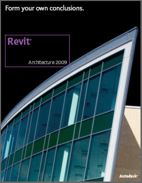 Autodesk Revit Architecture 2009 Espaol FULL