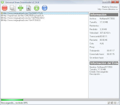 Universal Share Downloader ULTIMA VERSION