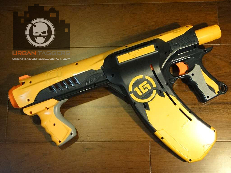 barricade nerf gun. Hot new Dart Tag guns!