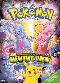 Pokemon – Mew vs Mewtwo (Dublado)