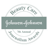 SHORTLISTED FOR 'BEST BEAUTY BLOGGER' AT THE 2010 JOHNSON & JOHNSON BEAUTY CARE AWARDS