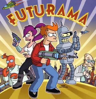 Futurama (Dublado-Legendado) – Completo