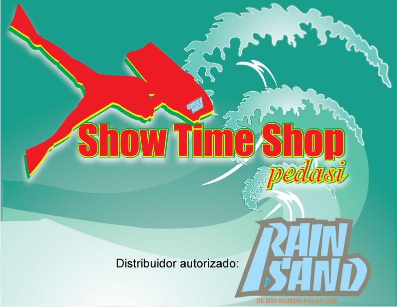 SHOW TIME SHOP Bodyboards Pedasí