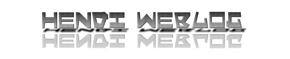 Hendi Weblog