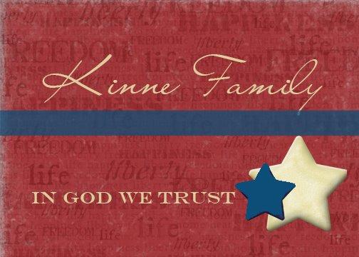 Kinne Family