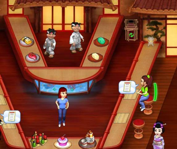 Juegos de aprender a hacer sushi - Juegos para aprender a cocinar ...