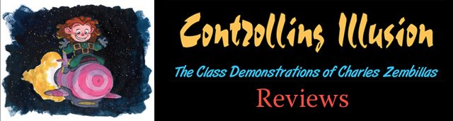 Controlling Illusion Reviews