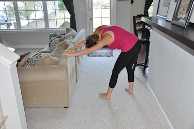 postpartum yoga