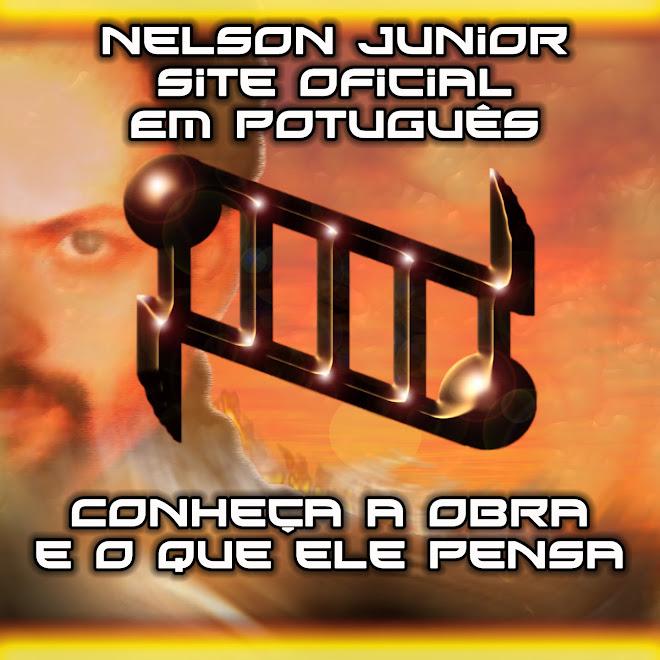 Nelson Junior Oficial; Site oficial em português
