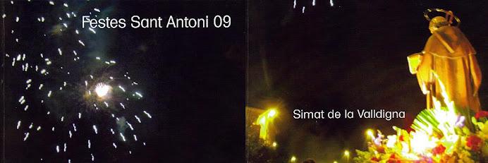 Festes de Sant Antoni. Simat de la Valldigna