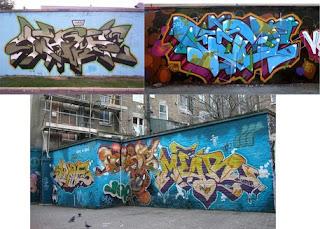 Street Art Graffiti Codes Techniques Et Styles