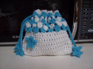 Free Crochet Pattern - Cradle Purse from the Toys Free Crochet