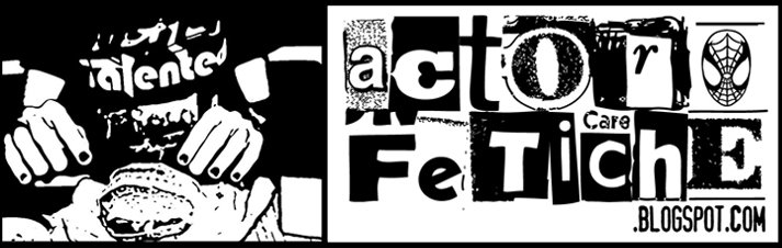 ACTOR FETICHE