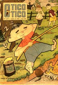 Os primeiros quadrinhos brasileiros
