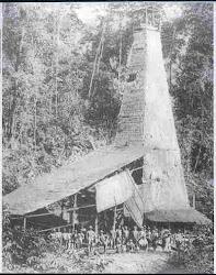 Sumur minyak pertama di Balikpapan