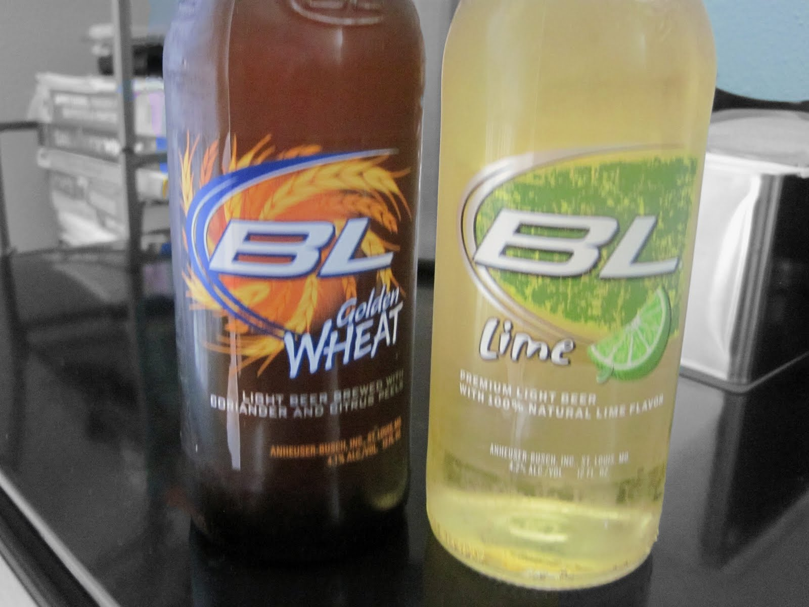 Brewing Report: Bud Light Lime And Bud Light Wheat