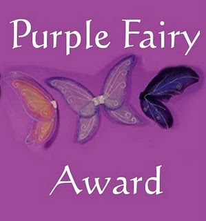 a fairy award from marilise