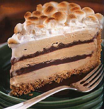 Mudahnya nak buat kek aiskrim?