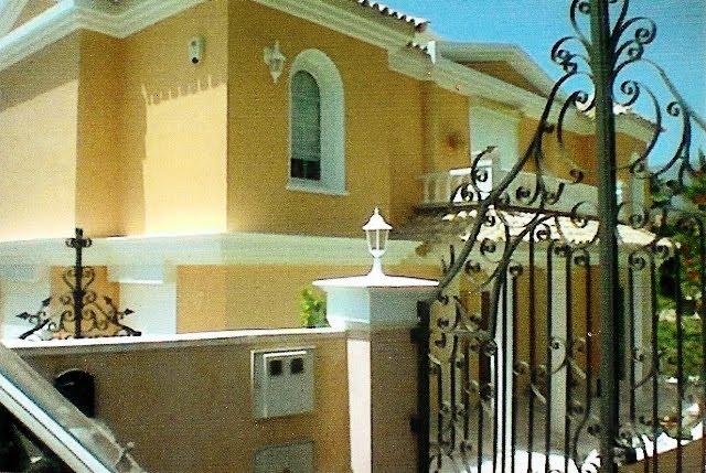 Rpmsierradecor preparacion de soporte pintura de fachada - Pinturas de fachadas ...