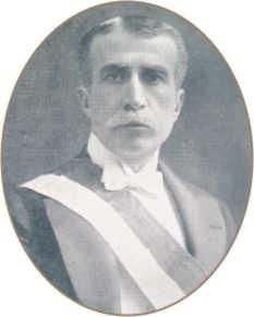 Presidente Augusto B. Leguía