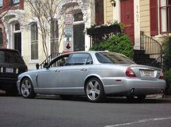 Jaguar XJ Super V8