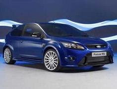 New Ford Focus RS 2009