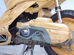 New Yamaha Mio kayu