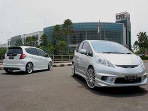 Carsmetic Buat Honda Jazz