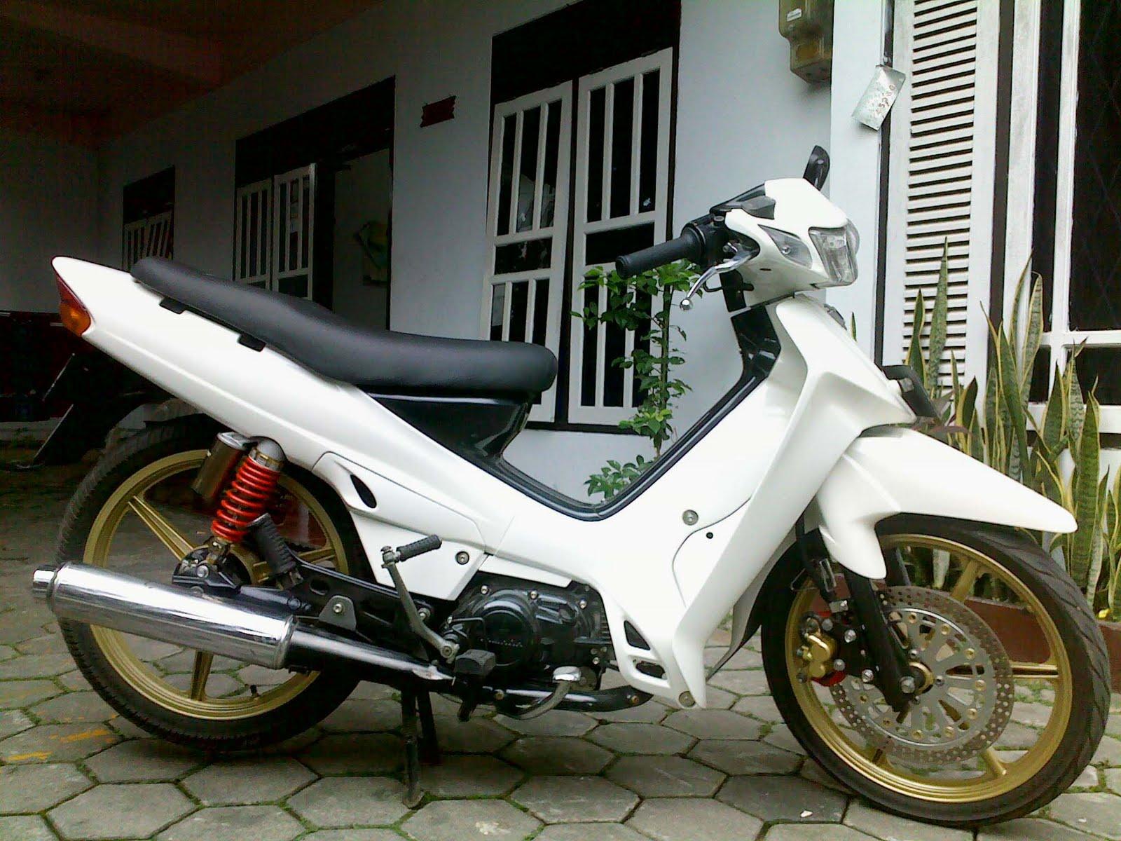 Info Harga - Motor Jakarta: Info: Jual motor Yamaha Vega ...