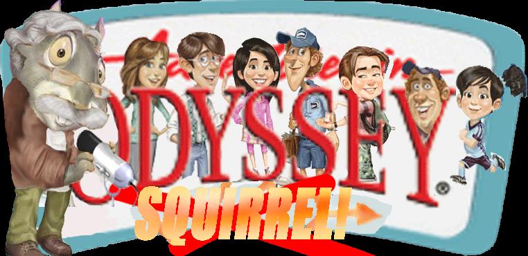 Odyssey Squirrel
