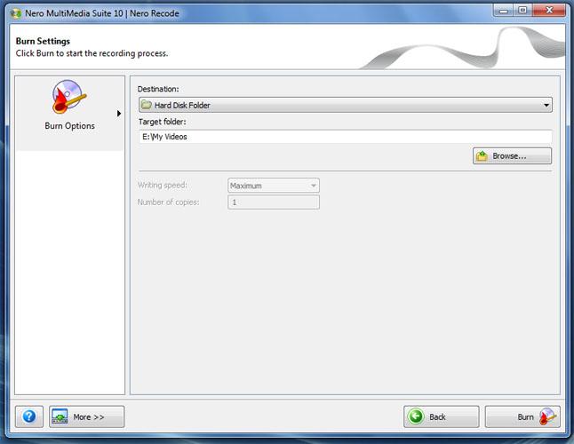 Convert Video Dengan Nero Multimedia Suite 10 - PenaKusut