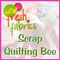Sew Fresh Fabrics Scrap Bee