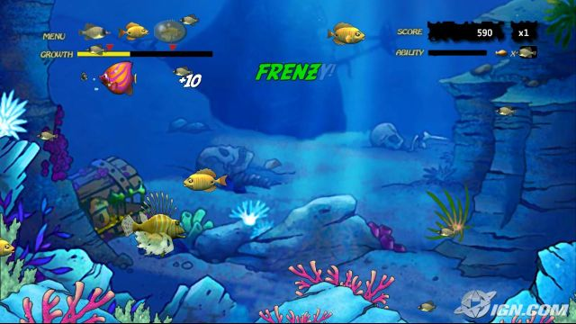 game fish frenzy