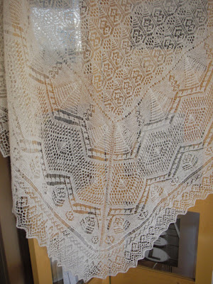 Knitted Shawl Patterns - Knitting Patterns: Lace, Beads